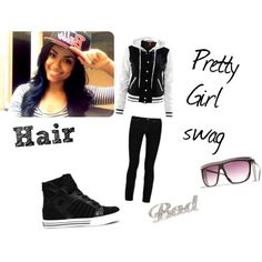 polyvore swag outfits girls - Google Search