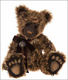 Manufactured Dolls & Bears Charlie Bears Hepburn 2017 Isabelle Mohair Collection Free Us Ship As Effectively As A Fairy Does