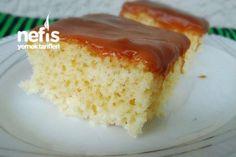 Güllüoğlu Recipe Triliçe (Don& try it), Easy Cake Recipes, Dessert Recipes, Desserts, Pasta Cake, Recipe Mix, Turkish Recipes, Sweet And Salty, Popular Recipes, No Bake Cake