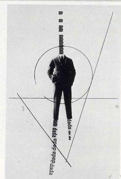 George Grosz - dadabild - photomontage dada - 1919-20 Germany.