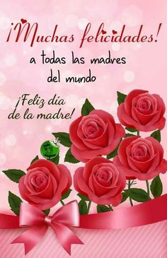110 Día De Las Madres Mamá Happy Mother Day Ideas Happy Mothers Day Mothers Day Images Happy Mothers Day Images