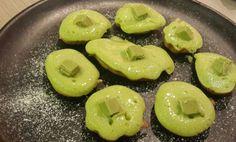 Must try! Kue cubit - green tea / matcha ( Bogor ...