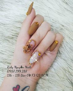 Ny Nails, Posh Nails, Swag Nails, Fancy Nails Designs, Gel Nail Art Designs, Kawaii Nails, Finger Nail Art, Wedding Nails Design, Luxury Nails