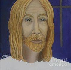 Early Perception of #Christ. #oilpainting #Christian #childofGod #portrait #faces #Jesus #Jesusportrait #JesusArt #believe #portraitart #saviour #Lord #God #oilpainting #fineart #faith