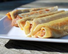 These Little Taquitos Will Knock Your Socks Off