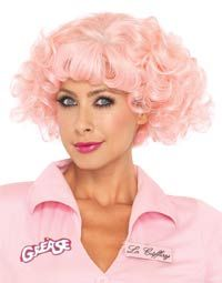 Grease Pink Frenchie Costume Wig – Grease Costumes « Mutant Faces