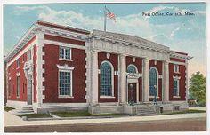 U.S. Post Office ~ Corinth, Mississippi
