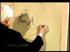 ▶ Profesor WIKTOR ZIN . Krucyfiks Wita Stwosza.- Fragment wykładu. - YouTube
