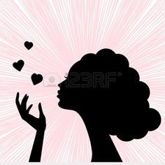Heart Sihouette