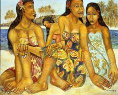 Four Wahine's