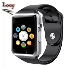Like and Share if you want this  Smart Watch - Make calls but cannot connect to Internet     Tag a friend who would love this!     FREE Shipping Worldwide     Buy one here---> http://www.fabdeals.co.nz/product/maxinrytec-a1-smart-watch-with-passometer-camera-sim-card-call-smartwatch-for-xiaomi-huawei-iphone-android-better-than-gt08-dz09/