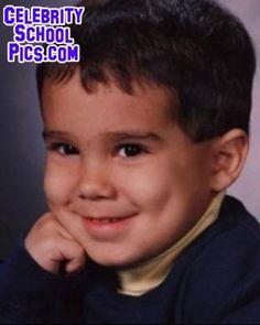 Carlos Pena, Jr. - Celebrity School Pic
