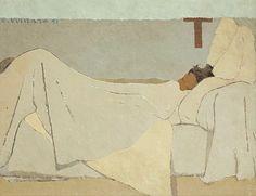 Edouard Vuillard-In Bed