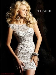 Sherri Hill 2948 Homecoming Dresses 2012 | Prom 2013
