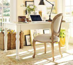 Pottery Barn Schreibtisch Stühle Verwendet, Home Office Möbel In Den  Zeitgenössischen Oder Pottery Barn Schreibtisch