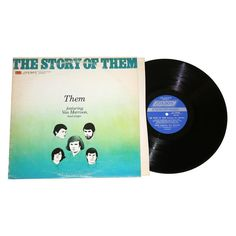 """FOR SALE  Them featuring Van Morrison """"The Story of Them"""" (Textured Jacket)  London Catalog #: LC 50001  Vinyl Condition: EX  Jacket Condition: VG  Price: $19.75  Shipping: $4.00 (USA) / $12.75 (Canada) / $18.50 (International)  FREE (USA) SHIPPING - On Orders of $50 & Up  To Purchase: 1 Comment """"SOLD"""" 2 Add Email & Country. A PayPal invoice will be sent to your inbox as soon as possible.  #phonodelic #nowspinning #vinyl #vinylcommunity #vinylcollector #vinylcollection #records…"""
