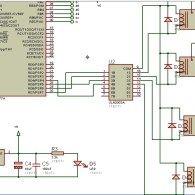 relay driver circuit using uln2003