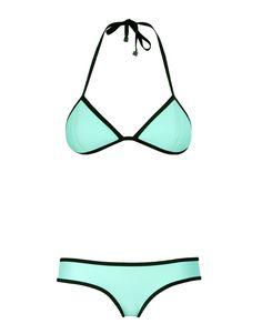 Miami Mint Triangl Bikini $79