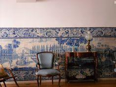 Roteiro Palácio dos Marqueses de Minas - Bairro Alto - Lisboa