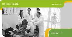 Quiropraxia - Cuidando da saúde da coluna.