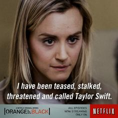 Piper, a character from Orange is the New Black, is relatable because she often finds herself hurting others unintentionally.