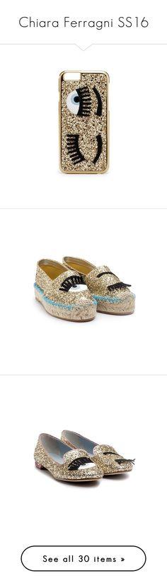 """""""Chiara Ferragni SS16"""" by bagheeraboutique ❤ liked on Polyvore featuring chiaraferragni, slip, cover, SS16, splipper, accessories, tech accessories, chiara ferragni, shoes and sandals"""