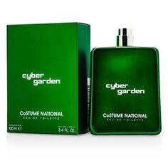 Cyber Garden Eau De Toilette Spray - 100ml-3.4oz