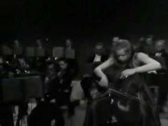 Cellist Jacqueline Du Pre's legendary performance of the Elgar Cello Concerto. Here is an excerpt from the final movement.