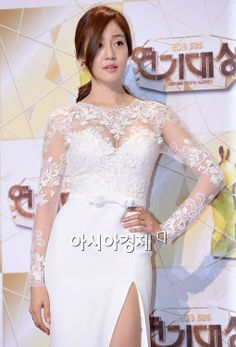 Sung Yuri 성유리 2013 KBS 연기대상