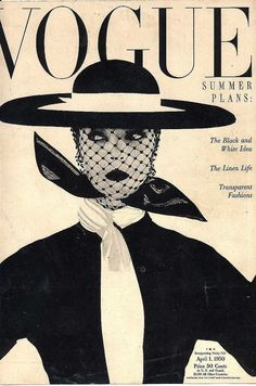 Vogue cover.