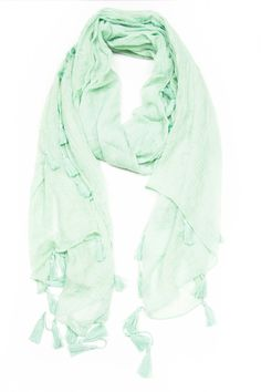 """36"""" x 84"""" approx length 100% Poly Imported Scarf"""