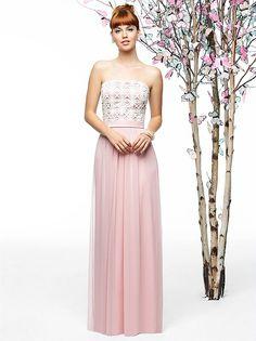 Lela Rose Style LR204 http://www.dessy.com/dresses/bridesmaid/lr204/?color=blush&colorid=53#.Ussr9VtDuoM