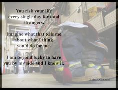 Being In A Relationship With A Firefighter