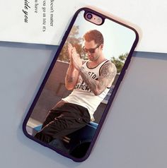 Cool ADAM LEVINE Printed Soft Rubber Skin Mobile Phone Cases Bags For iPhone 6 6S Plus 7 7 Plus 5 5S 5C SE 4S Back Cover