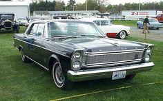 1965 Ford Galaxie 4dr HT