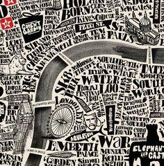 London map converse