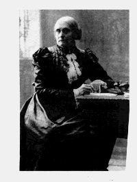 """Susan B. Anthony - """"Women must not depend upon the protection of a man, but must be taught to protect herself.""""  -Susan B. Anthony"""