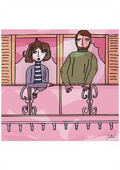 Decisions  - Illustration (Sara Ottavia Carolei)