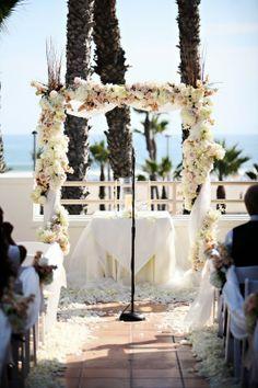 WEDDING RENEWAL LOCATION 2015 HB CALIFORNIA HILTON WATERFRONT BEACH RESORT