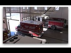 West Metro Fire Rescue: Station 7 Tour - YouTube
