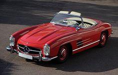1957 Mercedes SL Roadster