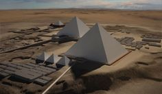 Explore the Great Pyramids; must download their player