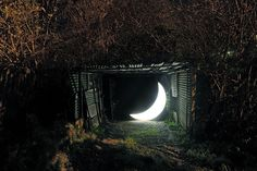Journey of the Private Moon in Italy