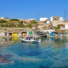 Donousa island, Cyclades in Greece, The Aquamarine Island - Travel Guide Santorini Villas, Myconos, Travel Guides, Travel Tips, Turquoise Water, Paros, Greek Islands, Beach Trip, Scenery