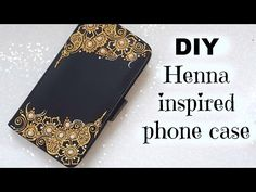Henna Art by Aroosa: How to make an acrylic paint cone - YouTube