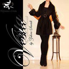 مانتو کنفی جدید مدل مانتو مجلسی عید 97 | Models