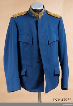Collet for Lieutenant Colonel at the Army Corps of Engineers. Army Corps Of Engineers, Engineering, Blazer, Jackets, Men, Fashion, Sweden, Down Jackets, Moda