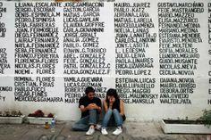 194 callejas, que la agitan desde arriba pidiendo justicia y prisión para los verdaderos culpables [Callejeros Inocentes, La musica NO mata]