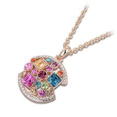 Halskette rose gold amazon