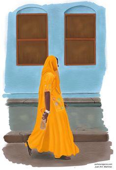 Dibujo de mi viaje a la India My Drawings, Raincoat, Jackets, Fashion, Comfort Colors, Cute Sketches, Drawings, Rain Jacket, Down Jackets